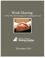 Work Sharing: A Win-Win-Win Strategy for Avoiding Job Losses
