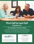 CLICK HERE to download First Call to Last Call Report
