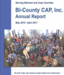 Bi-County CAP Annual Report 2010-2011