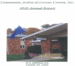 Community Action of Greene County Annual Report - 2010