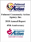 Fulmont Community Action Agency Annual Report - 2010