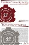 Tompkins Community Action Annual Report - 2009