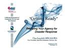 Getting Ready: Preparing Your Agency for Disaster Response - California/Nevada Community Action Partnership