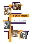 Family Friends Volunteer Training Guide - NCOA