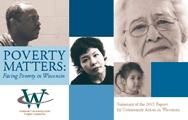 Poverty Matters: Facing Poverty in Wisconsin 2005