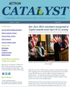 MCA Catalyst – May 2015