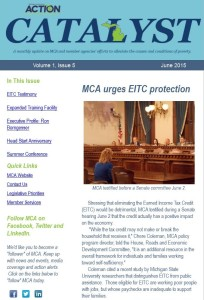 MCA Catalyst – June 2015