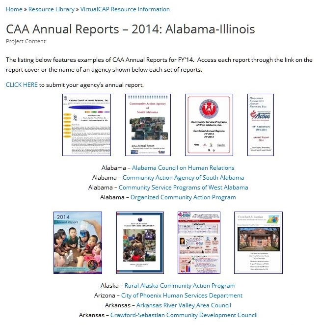2014-CAA-Annual-Reports